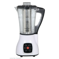 Soup Maker Deluxe, Hot & Cold Blender, Steamer, Weight Loss Diet, Cook Books