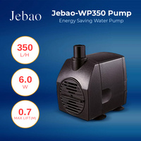 Jebao WP-350, 350lph Pump for fish tanks or indoor water features