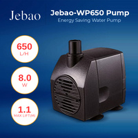Jebao WP-650, 650lph Pump for fish tanks or indoor water features