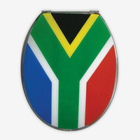 South Africa - Designer Toilet Seat