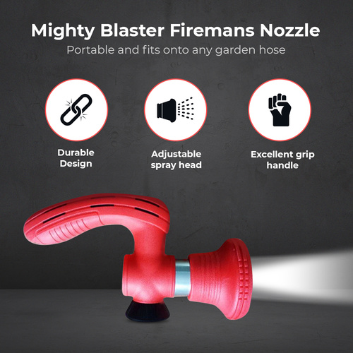 Mighty Blaster / Firemans Nozzle